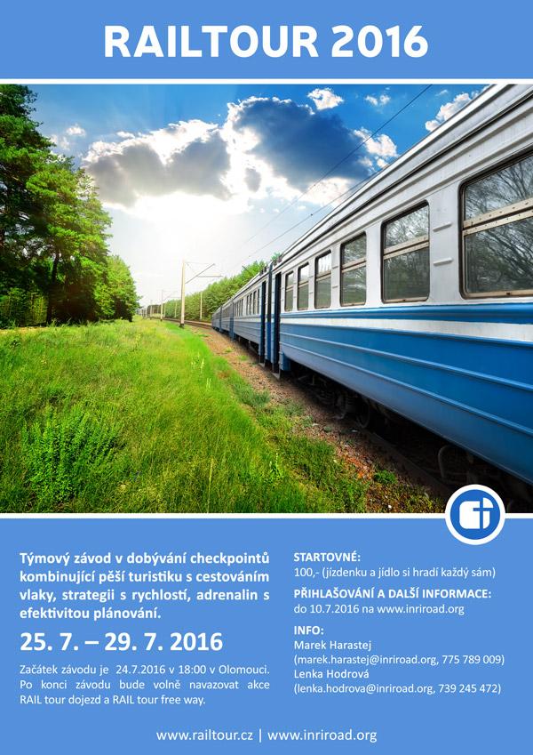 Rail tour 2016